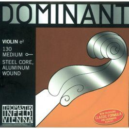 Thomastik Strings For Violin Dominant nylon core E Steel