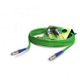 SOMMER Koaxkabel Focusline MS, grün, 1,50m