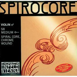 Thomastik Strings For Violin Spirocore spiral core Soft