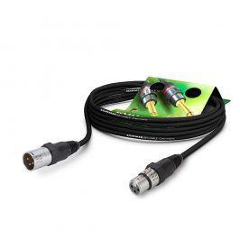 SOMMER LS Kabel Meridian PVC 10,00m, schwarz
