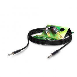 SOMMER PC Goblin 2x0,14qmm, schwarz, 1,50m