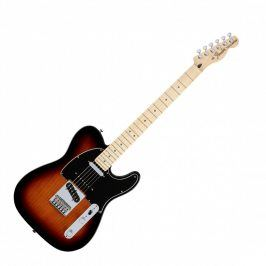 Fender Deluxe Nashville Telecaster, Maple Fingerboard, 2-Color Sunburst
