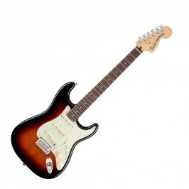 Fender Deluxe Roadhouse Stratocaster, Rosewood Fingerboard, 3-Color Sunburst