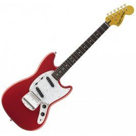 Squier Vintage Modified Mustang, Rosewood Fingerboard, Fiesta Red
