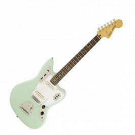 Squier Vintage Modified Jaguar, Rosewood Fingerboard, Surf Green