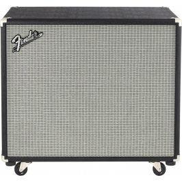 Fender Rumble 115 Cabinet (V3), Black/Silver