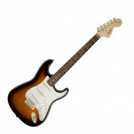 Squier Affinity Series Stratocaster, Rosewood Fingerboard, Brown Sunburst