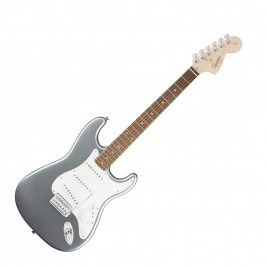 Squier Affinity Series Stratocaster, Rosewood Fingerboard, Slick Silver