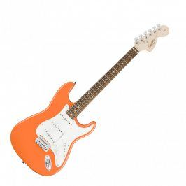 Squier Affinity Series Stratocaster, Rosewood Fingerboard, Competition Orange