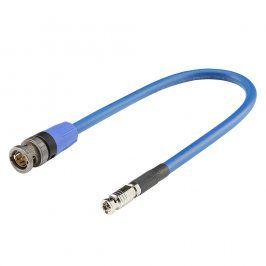 Sommer Cable SC-Vector; mini BNC / BNC; 0,4m; modrř