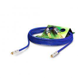 SOMMER Koaxkabel Vector, blau, 1,50m