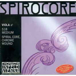 a1-Thomastik Strings For Viola Spirocore spiral core Strong