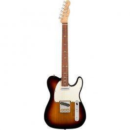 Fender Classic Player Baja '60s Telecaster, Pau Ferro Fingerboard, 3-Color Sunburst