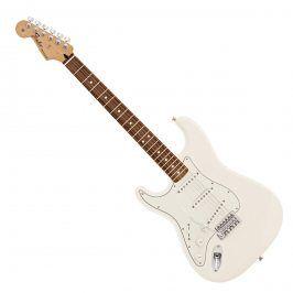 Fender Standard Stratocaster Left-Handed, Pau Ferro Fingerboard, Arctic White