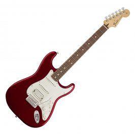Fender Standard Stratocaster HSS, Pau Ferro Fingerboard, Candy Apple Red