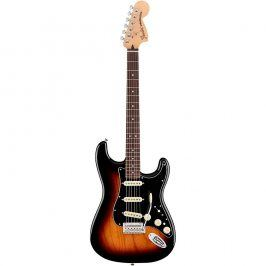 Fender Deluxe Stratocaster, Pau Ferro Fingerboard, 2-Color Sunburst