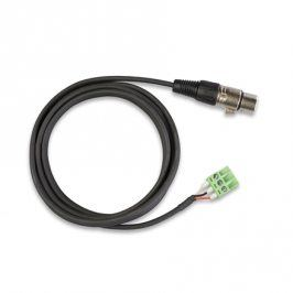 Apart Cable 1,5m Euro connector 3P to XLR Female