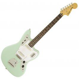 Squier Vintage Modified Jaguar, Surf Green