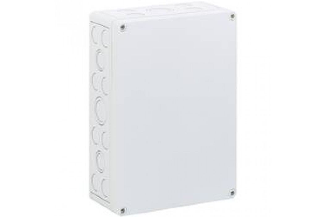 Inštalačná krabička Spelsberg TK PS 2518-9-m 10540801, (d x š x v) 254 x 180 x 90 mm, polystyrén, svetlo sivá (RAL 7035), 1 ks