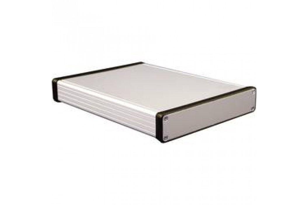 Profilové puzdro Hammond Electronics 1455T1601 1455T1601, 163 x 160 x 51.5 , hliník, hliník, 1 ks