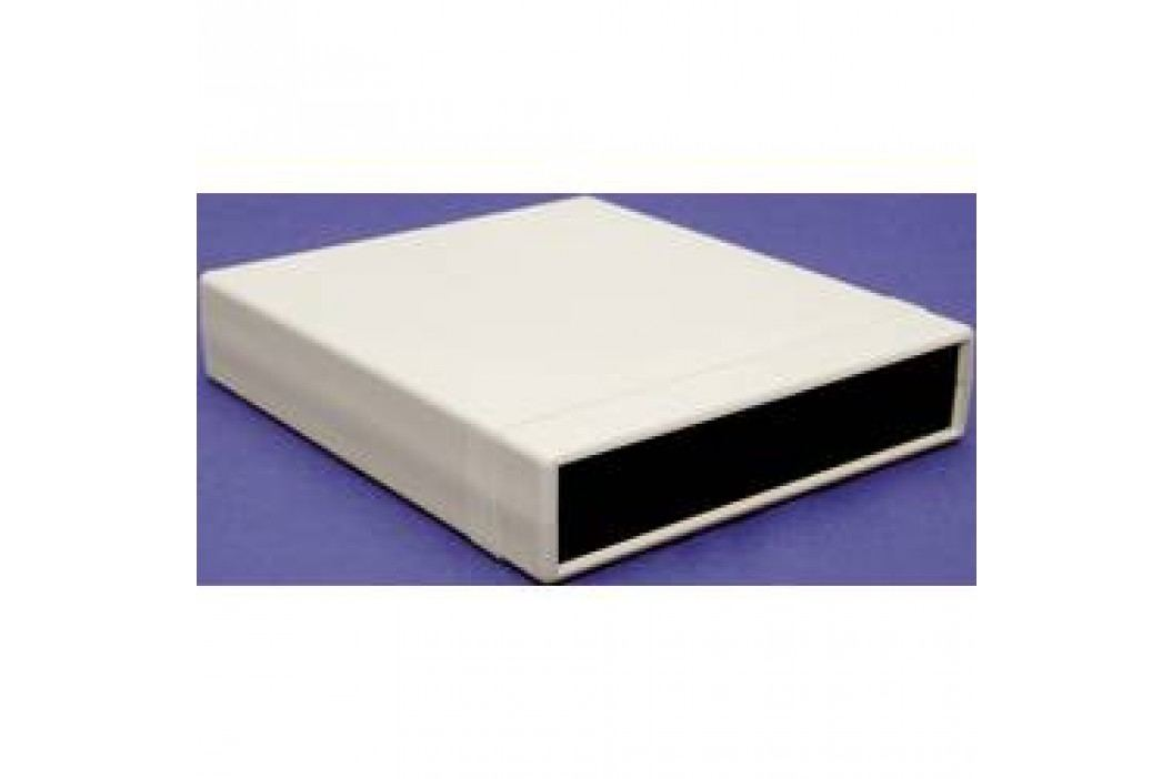 Univerzálne púzdro Hammond Electronics 1598FBK 1598FBK, 250 x 160 x 40 , polystyrén, čierna, 1 ks