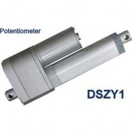 Lineárny servomotor Drive-System Europe DSZY1-24-40-050-POT-IP65, 1000 N, 24 V/DC, dĺžka 50 mm