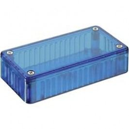Univerzálne púzdro Hammond Electronics 1591 ATBU 1591 ATBU, 100 x 50 x 25 , polykarbonát, modrá, 1 ks