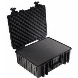 Ochranný kufor B & W International typu 6000 6000 / B / SI, 510 x 215 x 419 mm