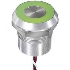 Senzorové tlačidlá APEM CPB3110000DGSC, 12 V, 0.2 A, hliník, 1 ks