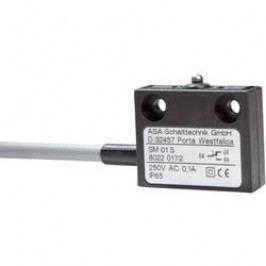 Mikrospínač - tŕň ASA Schalttechnik 80220172.CO, 250 V/AC, 0.1 A, IP65