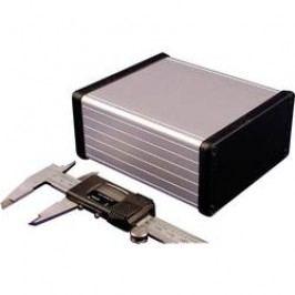 Profilové puzdro Hammond Electronics 1455N1202 1455N1202, 120 x 103 x 53 , hliník, hliník, 1 ks
