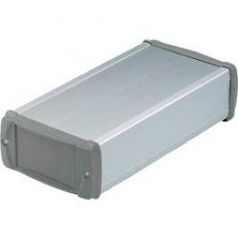 Univerzálne púzdro Bopla BOS Ecoline ELP 1050-200 83105200.MT7, 200 x 106 x 52 , hliník, prachovo sivá (RAL 7037), 1 ks