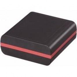 Univerzálne púzdro Strapubox 2085 2085, 80 x 76 x 30 , ABS, čierna, 1 ks
