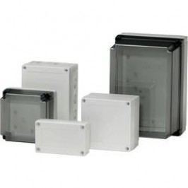 Univerzálne púzdro Fibox MNX PC 125/50 LG 6012808, 130 x 130 x 50 , polykarbonát, svetlo sivá (RAL 7035), 1 ks