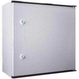 Inštalačná krabička Rittal KS 1468.500 1468.500, (š x v x h) 600 x 800 x 300 mm, polyester, svetlo sivá (RAL 7035), 1 ks