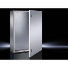 Skriňový rozvádzač Rittal AE 1006.500 1006.500, (š x v x h) 380 x 380 x 210 mm, ušľachtilá oceľ, 1 ks