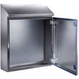 Skriňový rozvádzač Rittal HD 1320.600 1320.600, (š x v x h) 610 x 601 x 300 mm, ušľachtilá oceľ, 1 ks