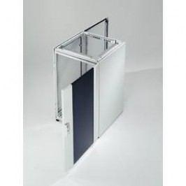 Skriňový rozvádzač Rittal IW 6900.100 6900.100, (š x v x h) 600 x 900 x 600 mm, oceľový plech, svetlo sivá (RAL 7035), 1 ks
