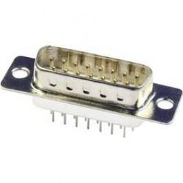 D-SUB kolíková lišta econ connect ST25PV, 180 °, Počet pinov 25, spájkovacie piny, 1 ks