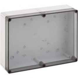 Inštalačná krabička Spelsberg TK PS 1313-10-t 11150501, (d x š x v) 130 x 130 x 99 mm, polykarbonát, polystyrén, svetlo sivá (RAL 7035), 1 ks
