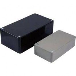 Univerzálne púzdro Axxatronic BIM2002/12-BLK/BLK BIM2002/12-BLK/BLK, 100 x 50 x 25 , ABS, čierna, 1 ks