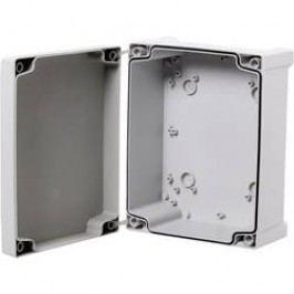 Puzdro na stenu Fibox TEMPO TAM090706 5814020, (d x š x v) 95 x 65 x 60 mm, ABS, sivá (RAL 7035), 1 ks