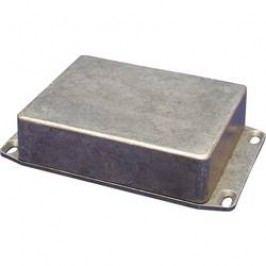 Univerzálne púzdro Hammond Electronics 1590WBX2FL 1590WBX2FL, 254 x 70 x 34.5 , hliník, prírodná, 1 ks