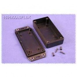 Univerzálne púzdro Hammond Electronics 1591XXASFLBK 1591XXASFLBK, 100 x 51 x 26 , ABS, čierna, 1 ks