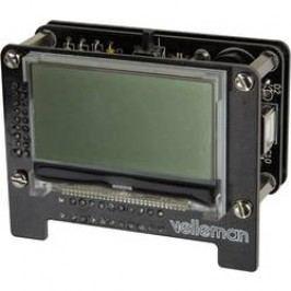Zobrazovací panel - displej s USB Velleman K8101, 5 V, stavebnica
