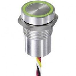 Senzorový spínač APEM CPB1210000NGSC, 12 V, 0.2 A, hliník, 1 ks