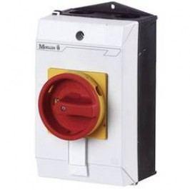 Silový vypínač Eaton P3-63/I4/SVB 207343, 63 A, 690 V, 1 x 90 °, žltá, červená, 1 ks