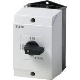 Silový vypínač Eaton P3-63/I4 207356, 63 A, 1 x 90 °, sivá, čierna, 1 ks