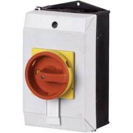 Silový vypínač Eaton T3-4-15682/I2/SVB 207210, 32 A, 690 V, 1 x 90 °, žltá, červená, 1 ks