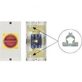 Servisný vypínač Kraus & Naimer KG41 T203/D-A145 KL11V, 1 x 90 °, červená, žltá, 1 ks